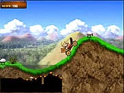 Đua xe trên thảo nguyên, game dua xe hap dan