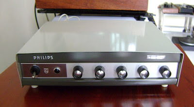 Philips AG9016 tube integrated amplifier ( Sold )  Philips%2Bag9016%2Bfront