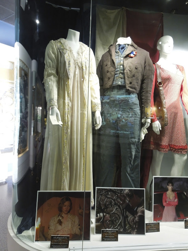 Original Les Miserables movie costumes