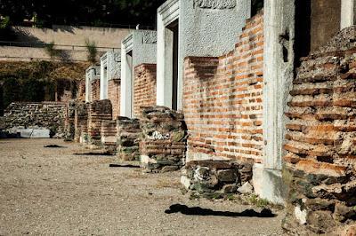 «Μαγεμένες» στη Ρωμαϊκή Αγορά