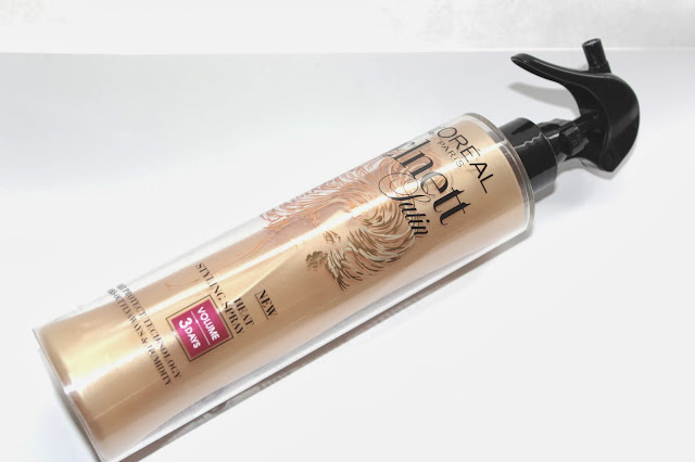 Review - L'Oreal Elnett Heat Protect Spray (Volume)