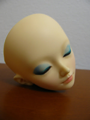 Minifee Shushu - Sleeping head