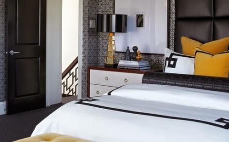 แบบในการตกแต่งห้องนอนในบ้านให้สวย