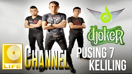D'Joker - Pusing 7 Keliling MP3