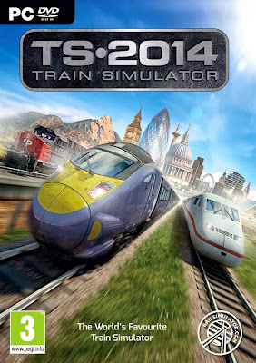 PC Game TRAIN SIMULATOR 2014 STEAM EDITION-WALMART Download Free