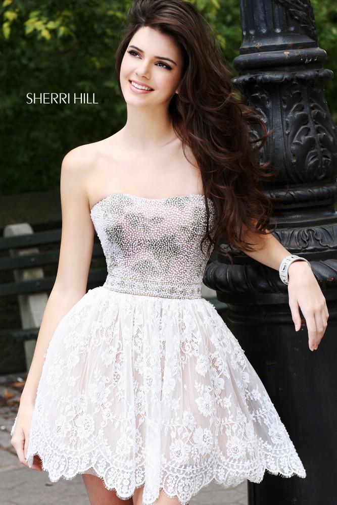 "Kendall Jenner – ""Sherri Hill"" Photoshoot"