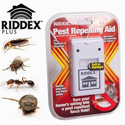 Alat Pengusir Tikus - Riddex Plus - Harga Murah - Groserba