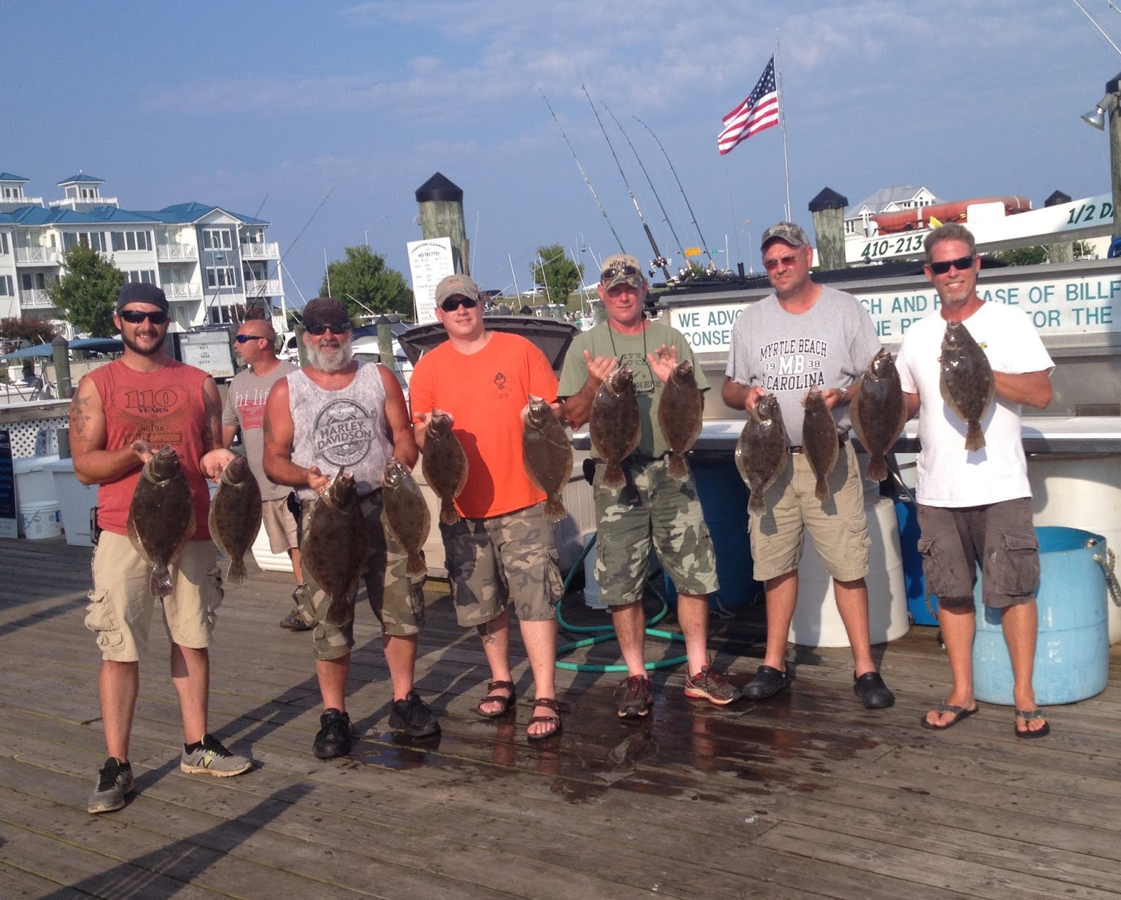 August 25 2015 daily reports news ocean city fishing for Ocean city fishing center