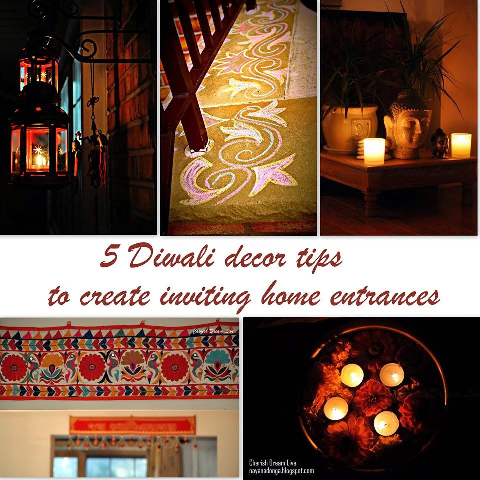 Diwali Decor tips