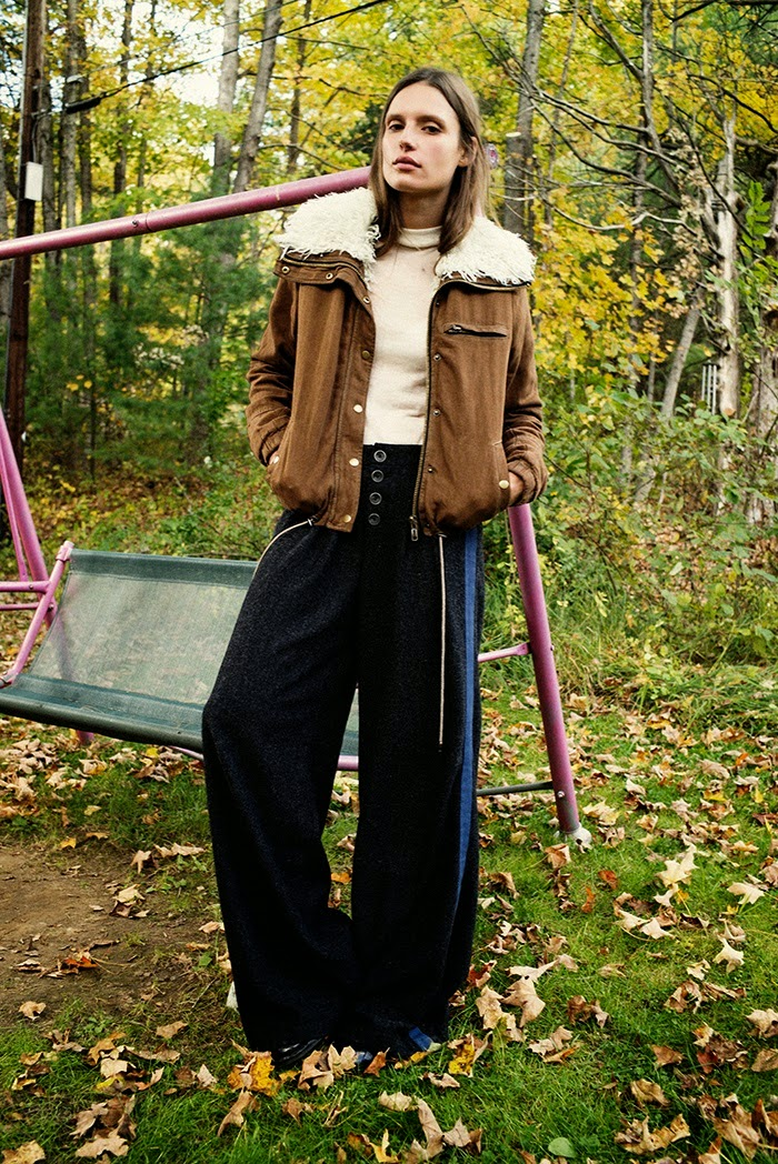 Free People's October 2014 Lookbook‏