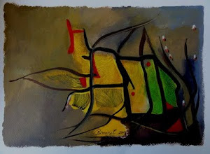 Abstracto reticular II