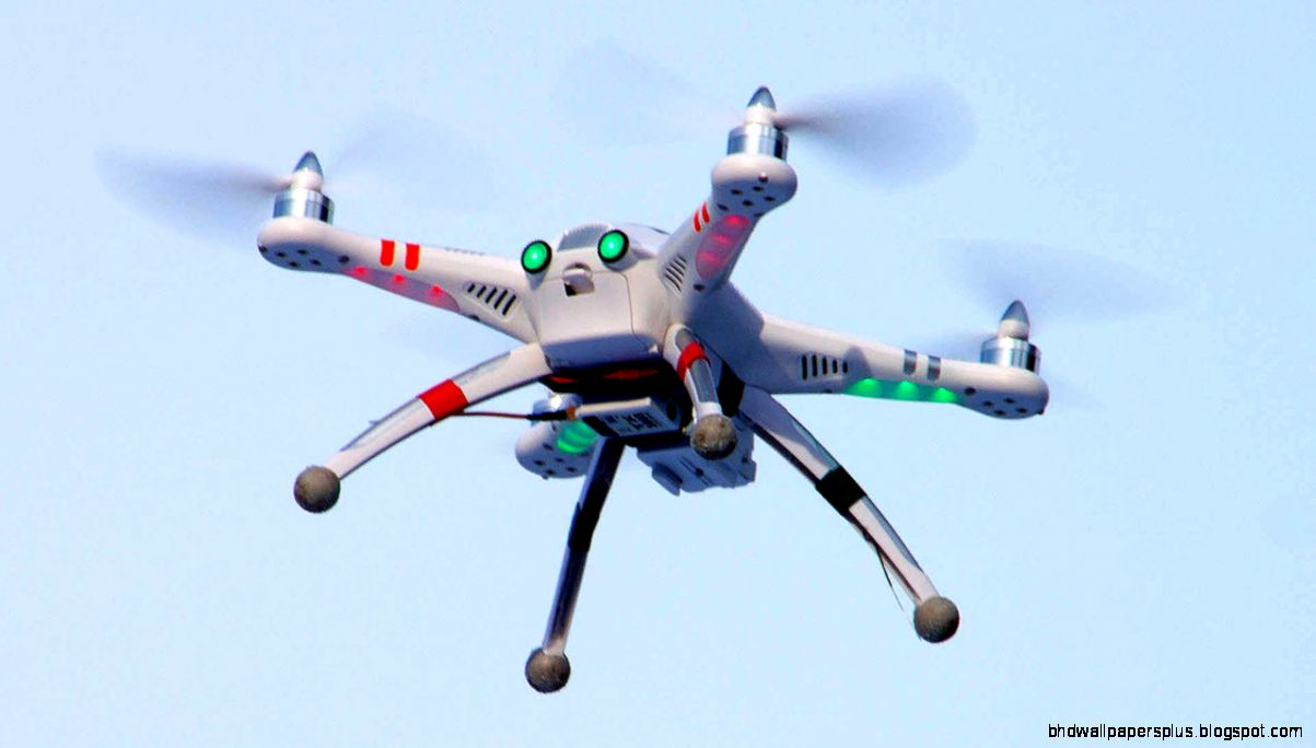 Report Drone nearly collided with British passenger plane on