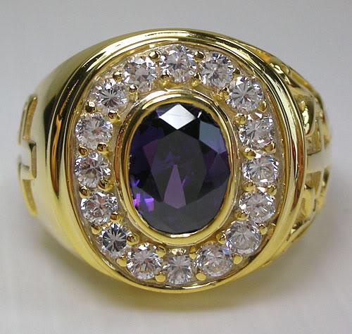 Cogic Bishops Ring