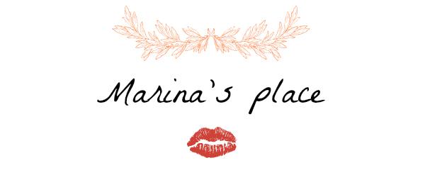 Marina's place