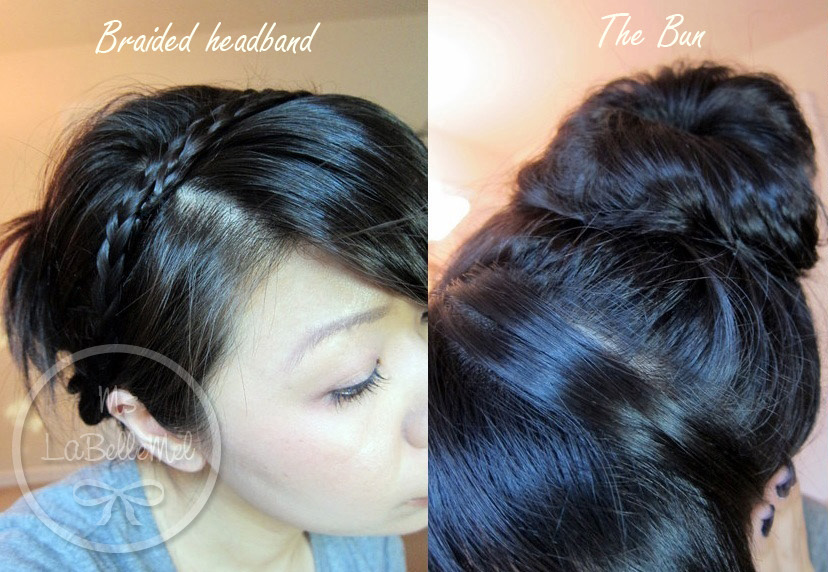 Hairstyles For School Yt : Ways to wear your hair for back school labellemel