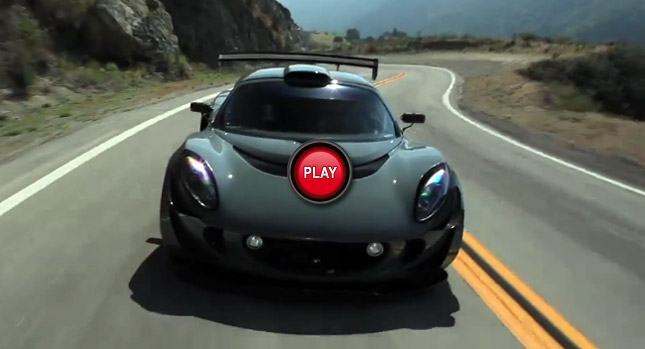 Custom Lotus Exige with 680rwhp is Insane