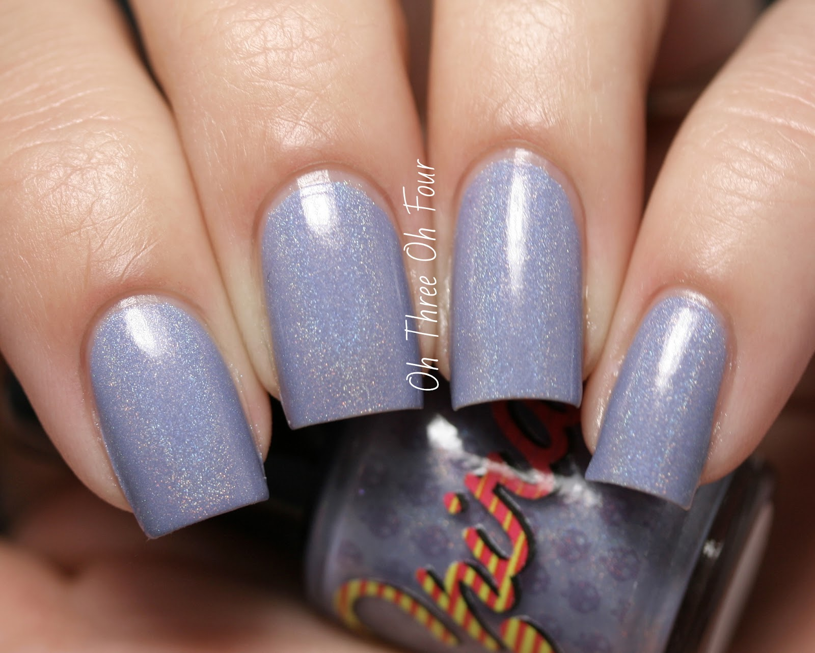 Chirality Polish Maverick Swatch