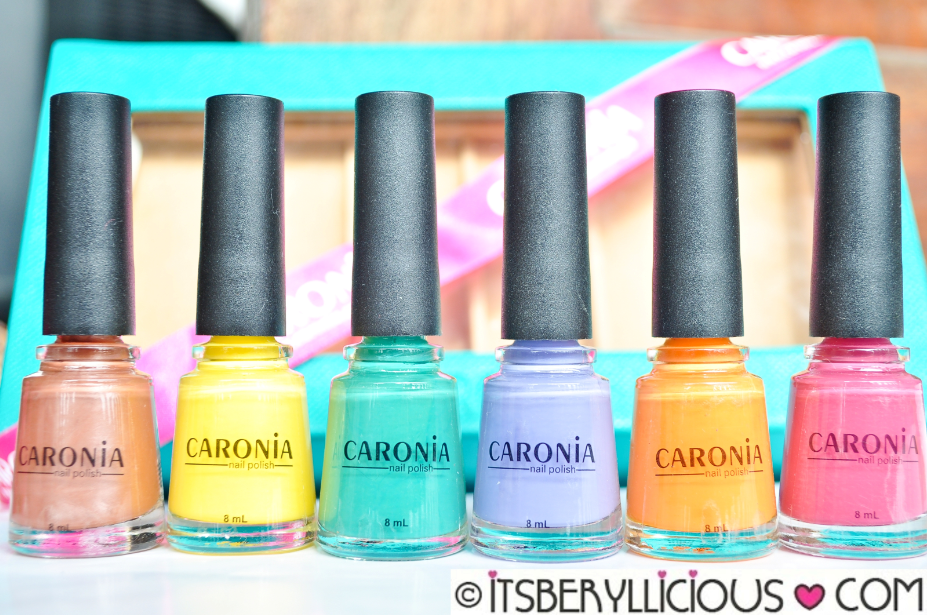 Caronia Shades of Summer Collection- Bright, Funky and Playful ...