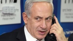 Netanyahu continua sua luta por um Irã não nuclear