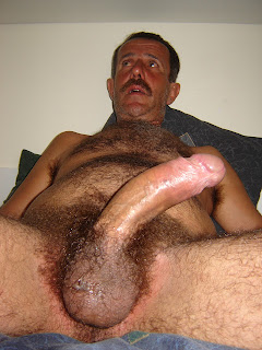 thick hairy dick