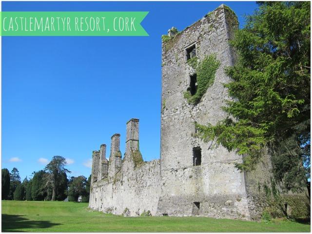 Castlemartyr ruins