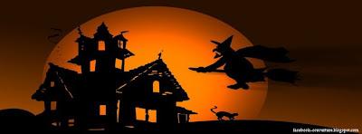 couverture facebook fête Halloween