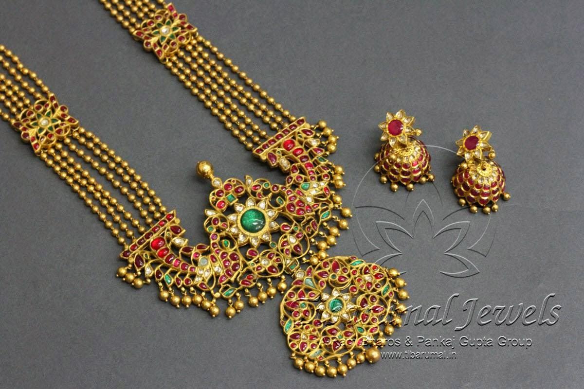 latest gundla haram designs