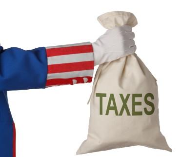 impuestos que pagar de pedidos de EEUU