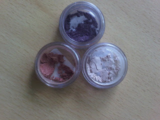 LN girls eye pigments