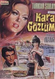 Sevemedim kara gözlüm filmi posteri