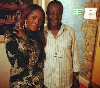 King Sunny Ade to Perform at Tiwa 's Traditional Wedding.