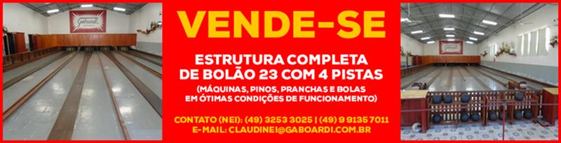 GABOARDI - PISTAS DE BOLÃO