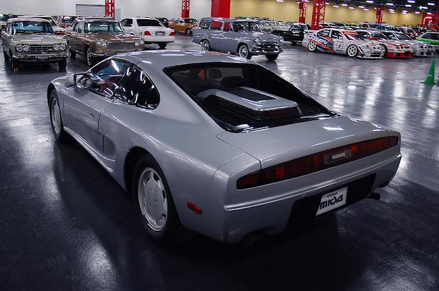 Nissan Mid4