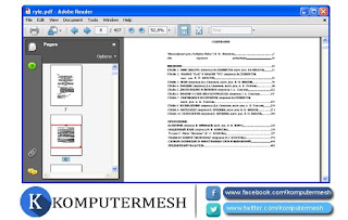 Aplikasi untuk Membuka File PDF di Laptop