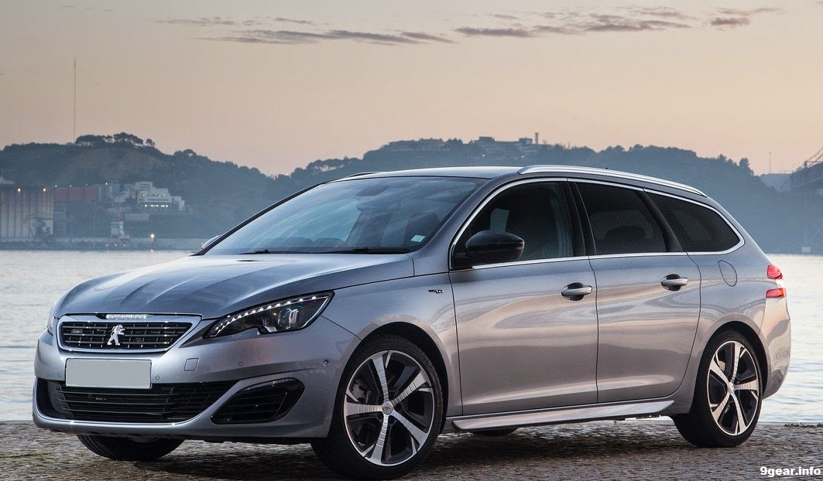 Dynamic Performance 2015 Peugeot 308 Sw Gt Car Reviews New Car