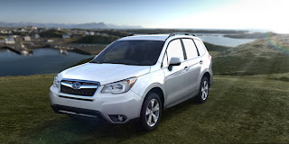 2014 Subaru Forester SUV Review and Pictures