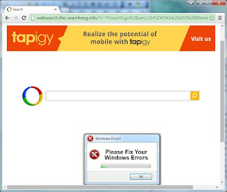 websearch.the-searcheng.info screenshot