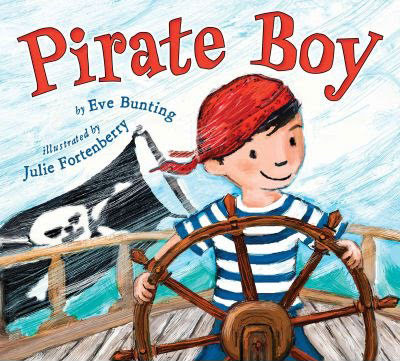 Illustrator Julie Fortenberry's New Children's Book, Pirate Boy
