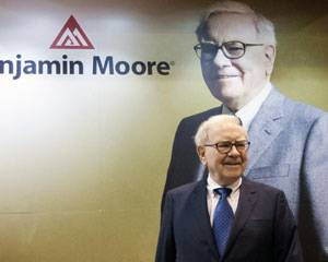 Disse Warren Buffett