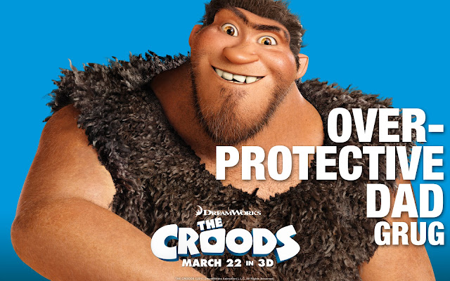 Grug - The Croods