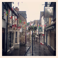 Rainy Cheap Street, Frome