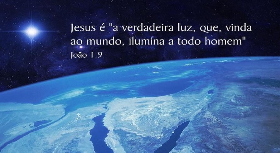 Jesus Cristo Renovou Minha Vida