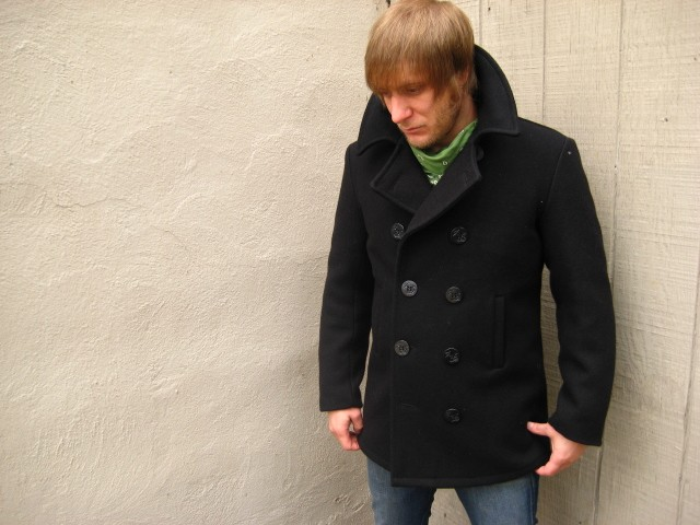 PEACOAT: never out of style! | STYLE NOTE5