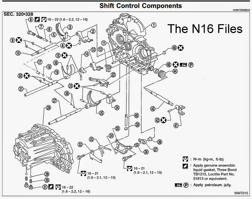 The Gear Ratios On Every 70a Gearbox Are Not All Same And Differ According To Market Engine Is Mated: Nissan Almera 1 6 Engine Diagram At Aslink.org