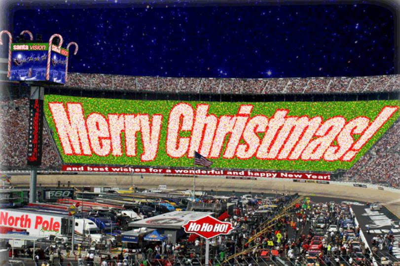 The NASCAR Corner: December 2012