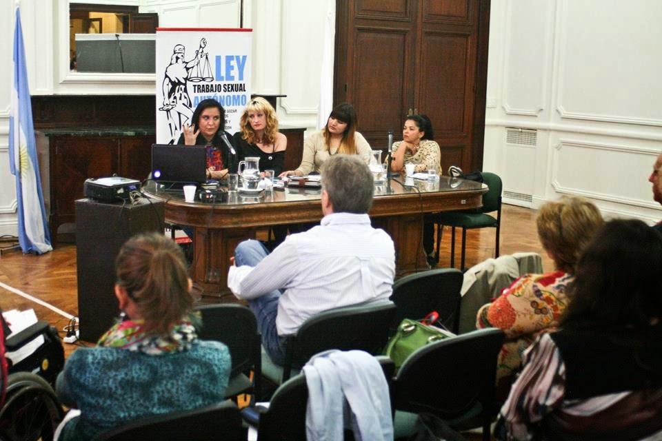 """Jornada: """"Trabajo sexual/asistencia sexual y diversidad funcional"""