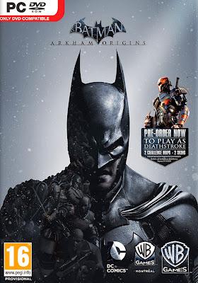Download Game BATMAN ARKHAM ORIGINS