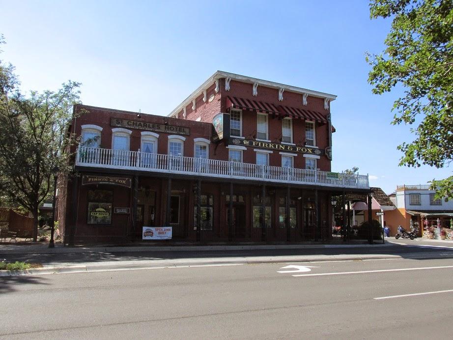carson city historic hotels