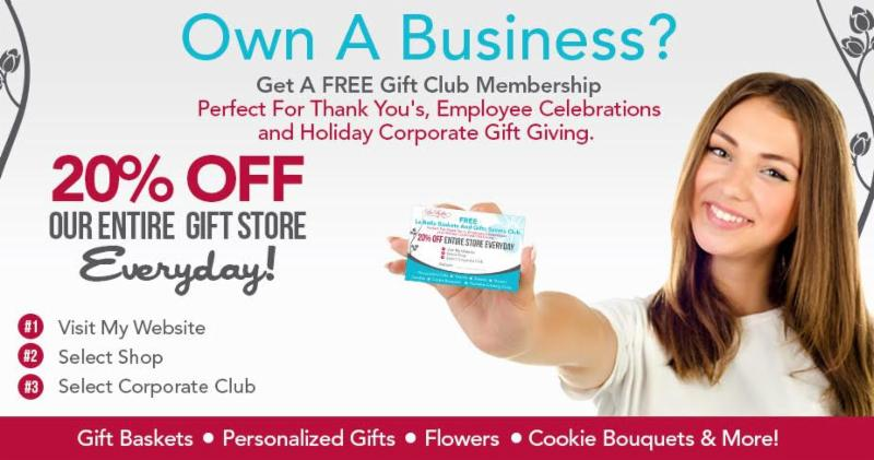 FREE LBB Corporate Club Memberhip!