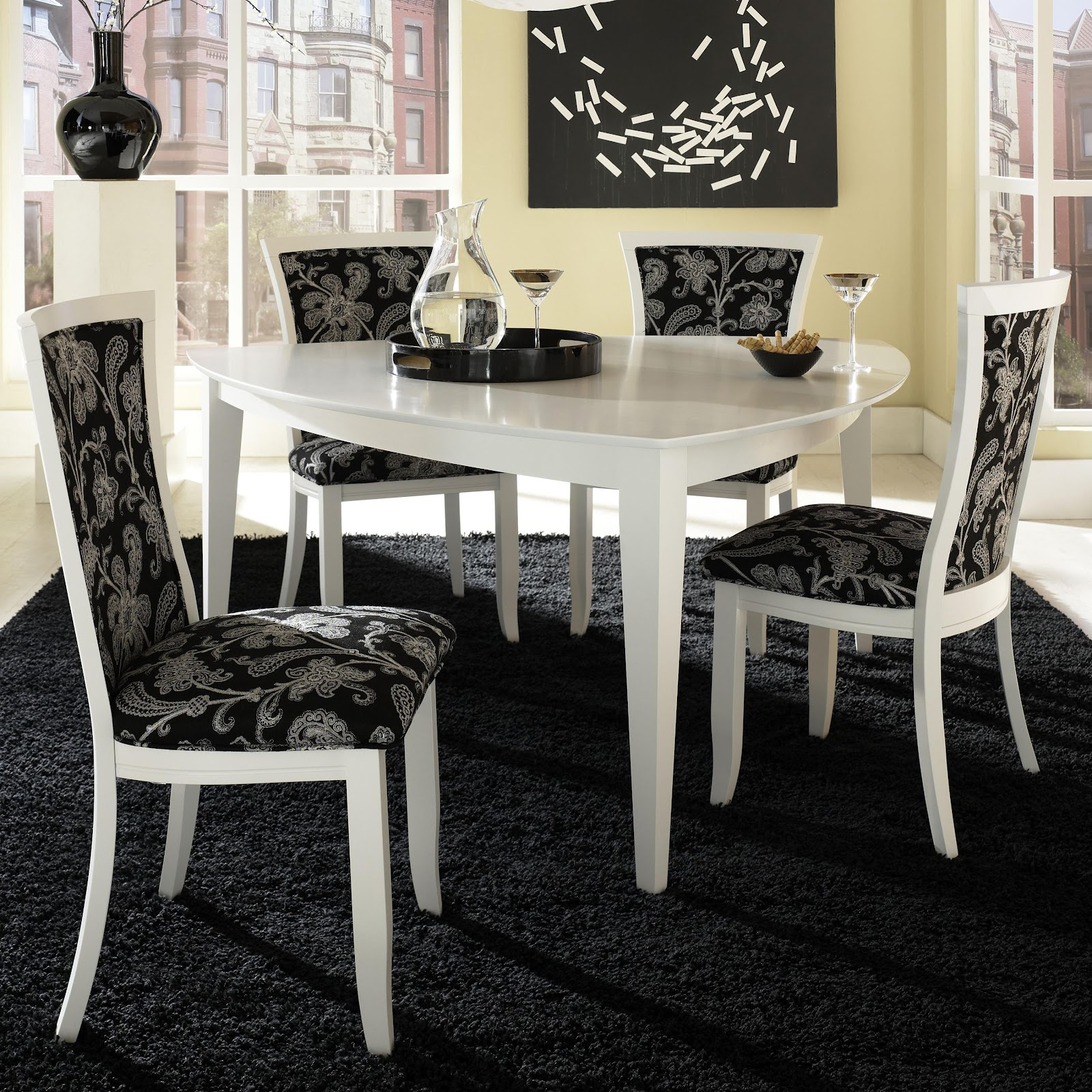 Canadel dining room sets new york dining room unique for Dinette furniture
